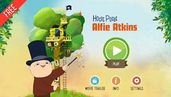 Screenshot of Hocus Pocus Alfie Atkins FREE