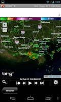 Screenshot of WDSU News and Weather