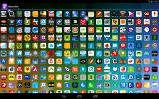 Screenshot of Veross Lite - Icon Pack