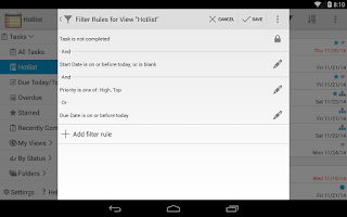 Screenshot of Ultimate To-Do List