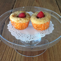 The Hot South (Cornbread Cupcakes)