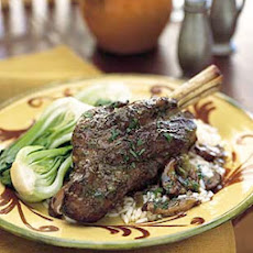 Braised Lamb Shanks with Ginger and Five-Spice