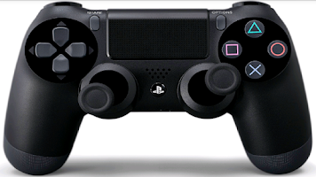Screenshot of PS4 Controller