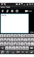 Screenshot of twicca Copy Clientname plugin
