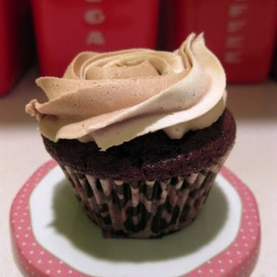 Spiced Chocolate Root Beer Cupcakes