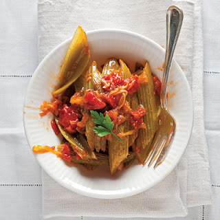 Braised Celery And Tomatoes Recipes