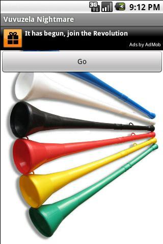 Vuvuzela Nightmare
