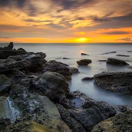 Batu Mejan Beach by Dek Seplo - Landscapes Beaches