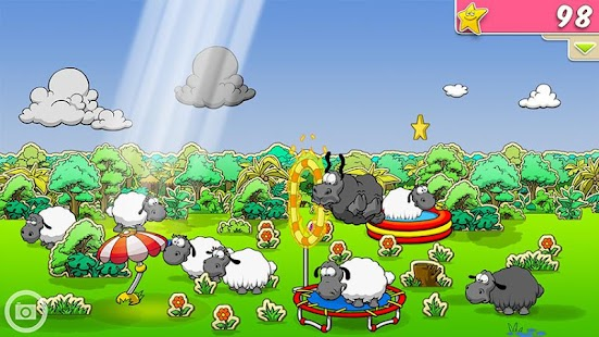 Game Clouds & Sheep apk for kindle fire