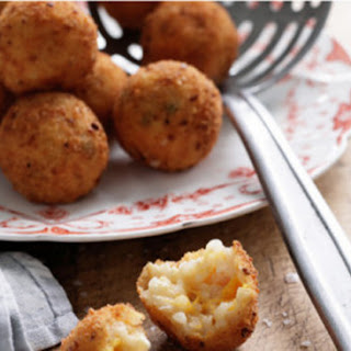 How To Make Pumpkin And Feta Arancini