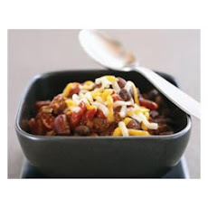 Our Secret Chili Recipe