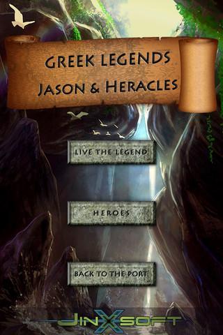 Gr. Legends:Jason Heracles Lit