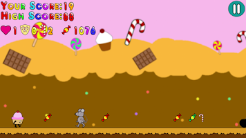 Screenshot of Sweet Adventures