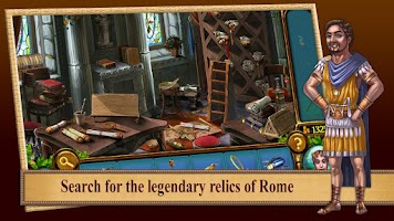 Screenshot of Romance of Rome: Hidden Object
