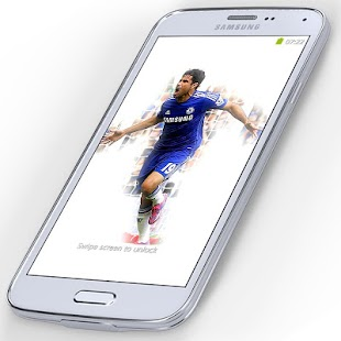 Diego Costa 2014 Wallpaper - screenshot