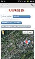 Screenshot of Raiffeisen