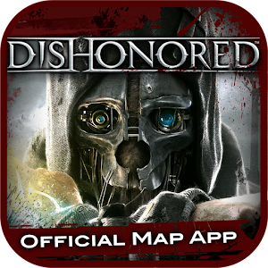 Dishonored Official Map App