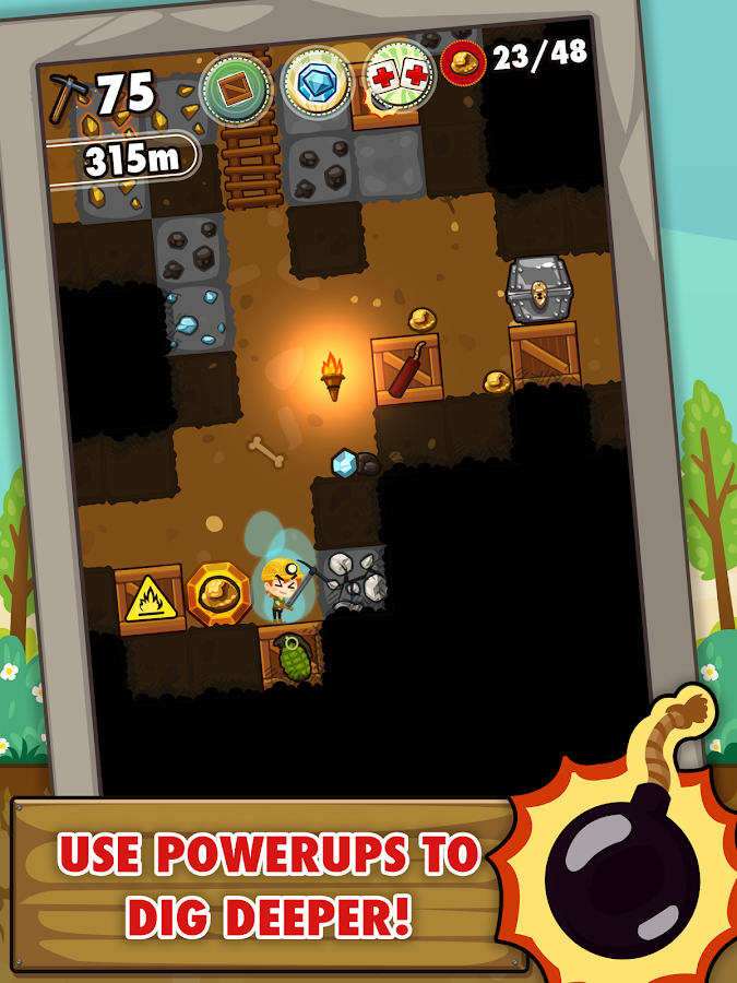 Pocket Mine Screenshot 6