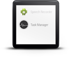 Screenshot of Task Manager For Android Wear
