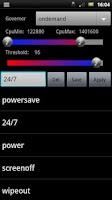 Screenshot of SetXperia
