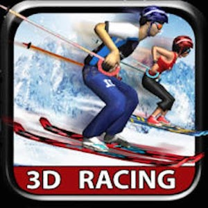 Cover art Snow Ski Racing ( 3D Game )