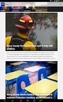 Screenshot of WBTW News 13