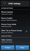 Screenshot of Spy Video Recorder Camera