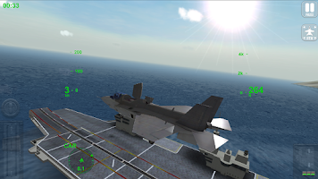 Screenshot of F18 Carrier Landing Lite