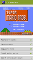 Screenshot of Emulator Game List Database