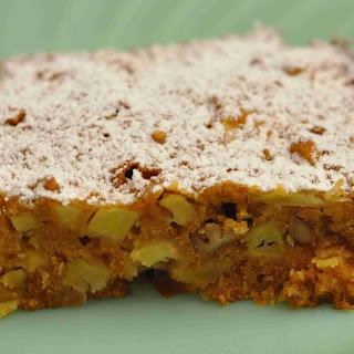 Apple Orchard Snack Cake