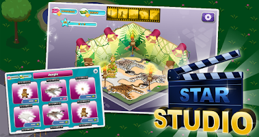 Screenshot of Star Studio