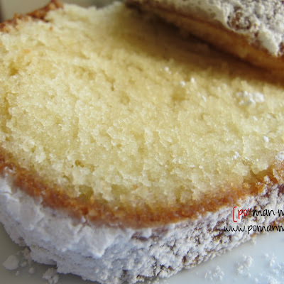Vanilla Yogurt Cake