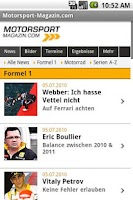 Screenshot of Motorsport-Magazin.com