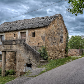 Old House, Knin by Cristian Peša - Buildings & Architecture Other Exteriors