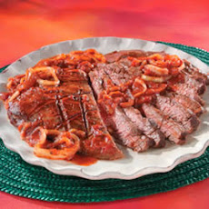Sliced Steak Pizzaiola