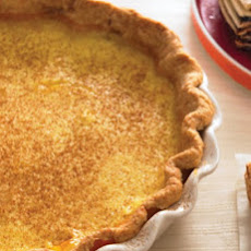 Cinnamon Custard Pie