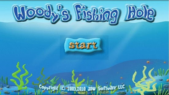 Woodys Fishing Hole - screenshot