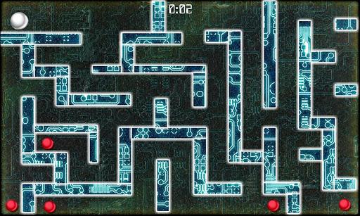 Orange Ball : Labyrinth