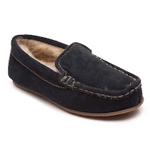 Ruby & Ed Boys Moccasin SLIPPERS