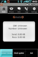 Screenshot of Skyroam Gmate