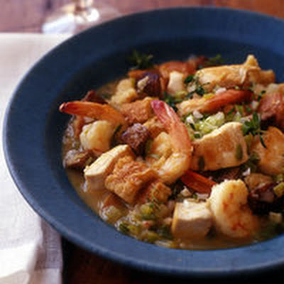 Jambalaya Supper Stuffing