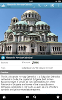 Screenshot of Bulgaria Guide by Triposo