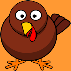 Thanksgiving Coloring Book icon