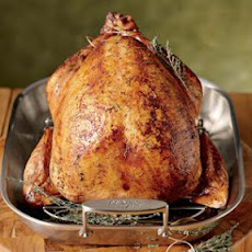 Turkey with Buttermilk Brine
