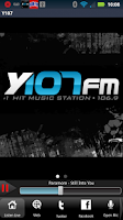 Screenshot of Y107 - 106.9FM