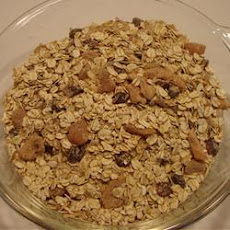 Apple-Cinnamon Oatmeal Mix