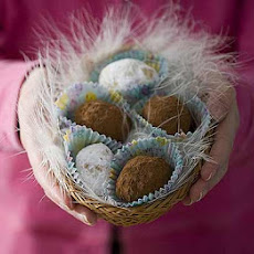 Chocolate Biscuit Truffles