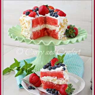Watermelon Flavored Cake Recipes