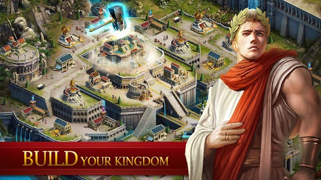 Rise Of War : Eternal Heroes APK screenshot thumbnail 1