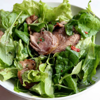 Seared Lamb Salad